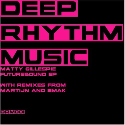Matty Gillespie - Futurebound (DRM 001) (UNMASTERED)
