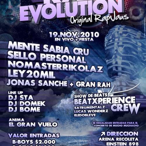 Mixbeatz RapJaus Noviembre 2010