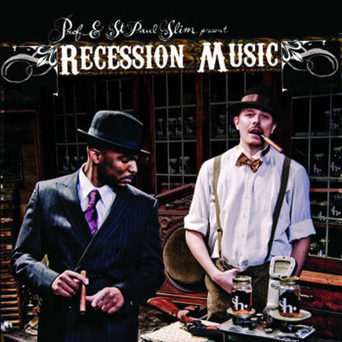 Stophouse - Recession Music - 06 Broadcasting feat. POS