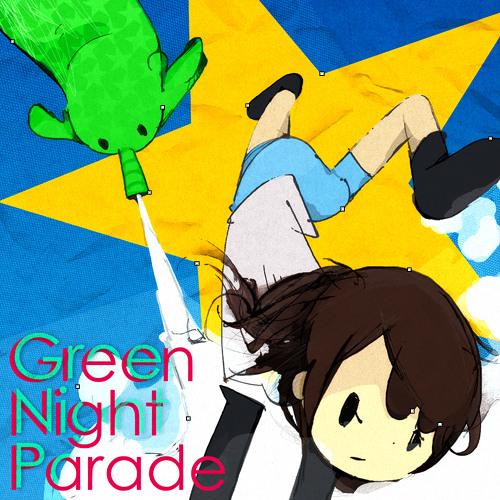 Green Night Parade (PandaBoY Remix)
