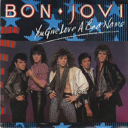 Bon Jovi - You Give Love a Bad Name (Snapdragons Remix)