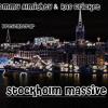 Tommy Almighty & Ras Cricket / Stockholm Massive Portada del disco