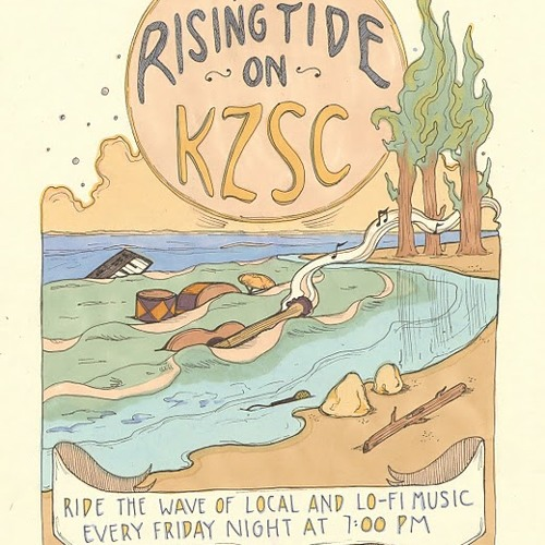 Live on The Rising Tide