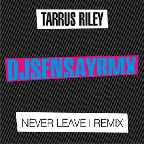 TARRUS RILEY - NEVER LEAVE I - DJSENSAYRMX