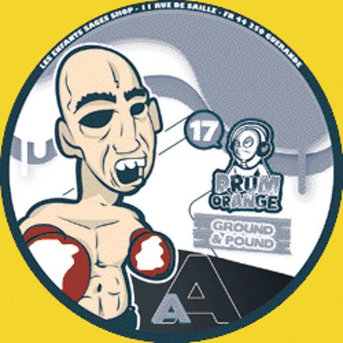 DRUM ORANGE 017 - Dj Panik & Dj Yox - Ground & Pound