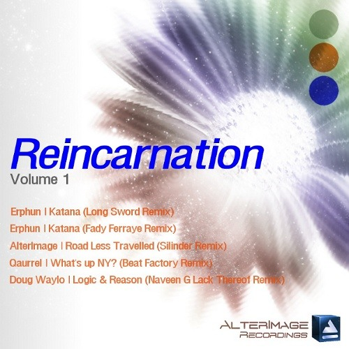 AlterImage - A Road Less Travelled (Silinder Remix) [AlterImage Recordings] OUT NOW!