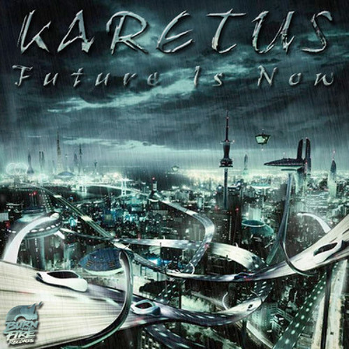 Karetus feat. Ricco Vitali - Future Is Now [OUT NOW]