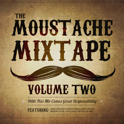 Inspector Dubplate - The Moustache Mixtape Volume 2