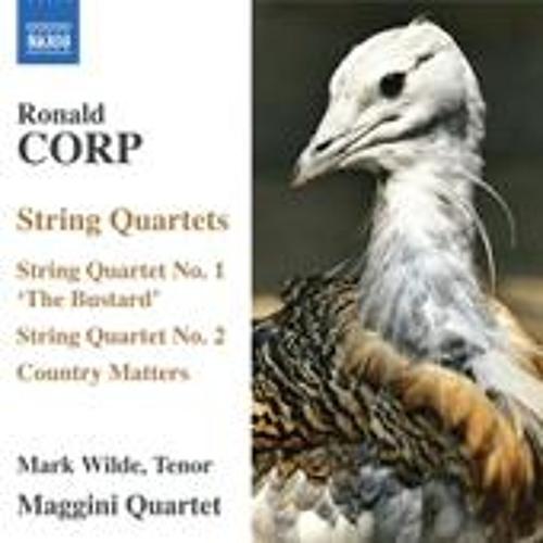 String Quartet No. 1 'The Bustard' - 2nd movement, Mesto semplice