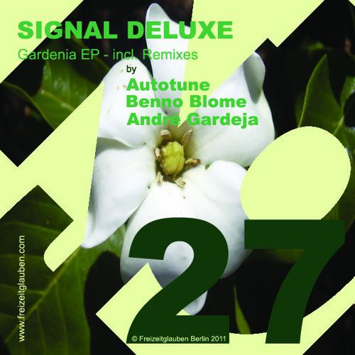 Signal Deluxe - Gardenia Original - Freizeitglauben Berlin