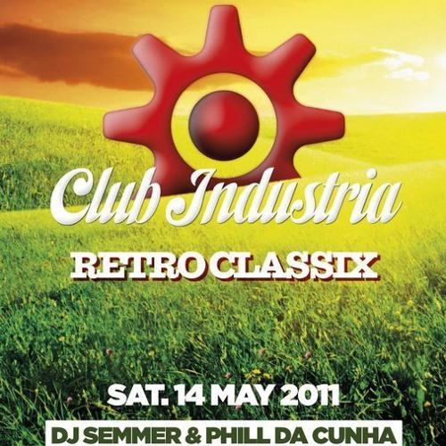 *SEMMER* at Club Industria Antwerp Retro Classix **4HOURS!!RETRO!!**