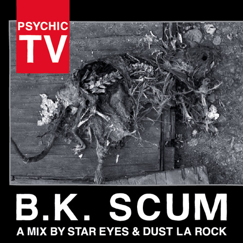 Star Eyes & Dust La Rock - B.K. Scum: A Psychic TV Mix