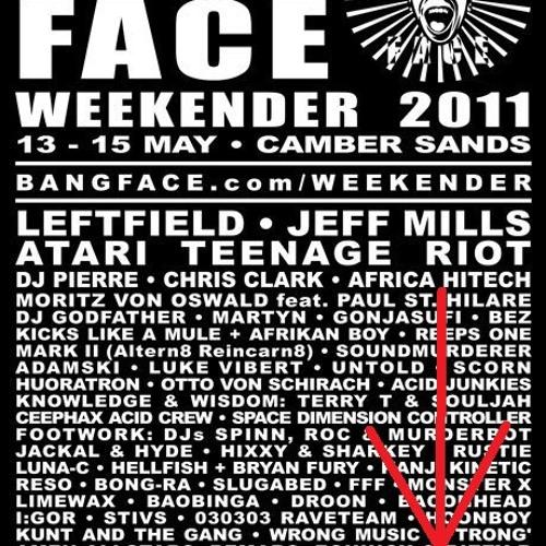 Live at Bang Face Weekender 2011