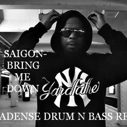 Saigon - Break Me Down (Konfadense DnB Remix)