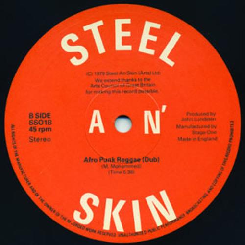 Fiya In Soweto - Steel An' Skin