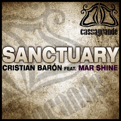 Cristian Barón feat Mar shine - Sanctuary (Original Rework 09 mix)