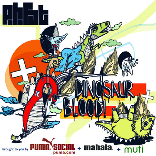 P.H. Fat - Space Thug feat Spoek Mathambo