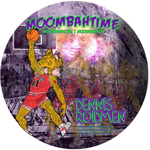 Dennis 'Roidmen - Moombahtime! (Moombahcore / Moombahton mix)