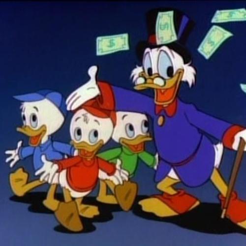 Whip The Duck Tales Body (Duck Tales & Devo Vs. Beastie Boys)