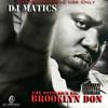 09 Warning,DJ Matics-The Notorious BIG, Brooklyn Don Mix-tape