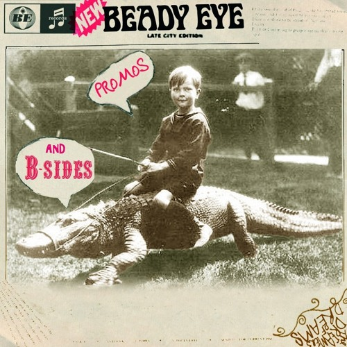 Beady Eye - Yellow Tail (Unreleased Instrumental) (Live Edit)