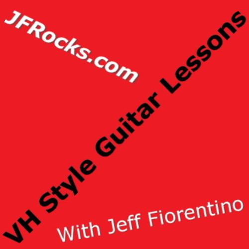 More than a Feeling - Van Halen'ized by Guitarist Jeff Fiorentino
