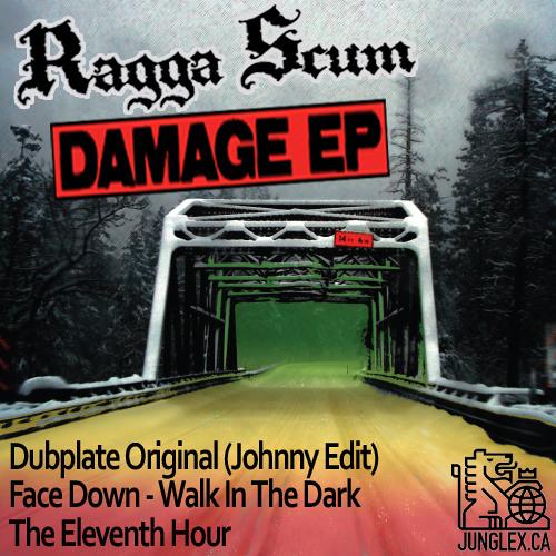 Ragga Scum - Dubplate Original (Junglexpeditions)