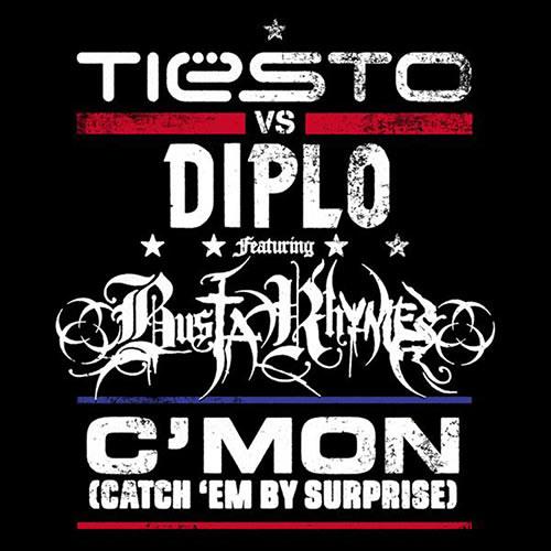 Tiesto vs Diplo & Busta Rhymes - C'mon [Catch Em'] (Jake Walmsley Remix)