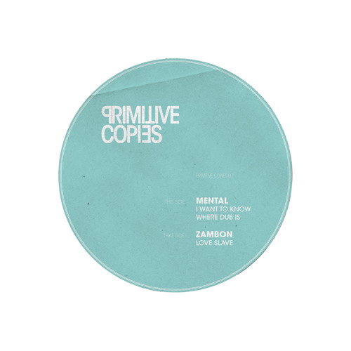 Primitive Copies - 001
