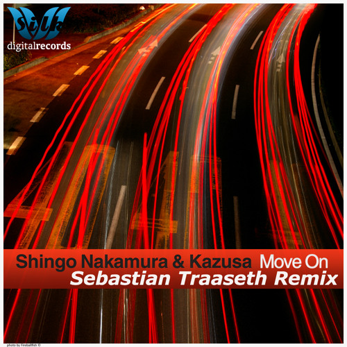 Shingo Nakamura & Kazusa - Move On (Sebastian Traaseth DUN Remix)