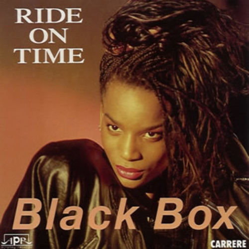 Black Box - Ride on Time - Zombie Disco Squad remix