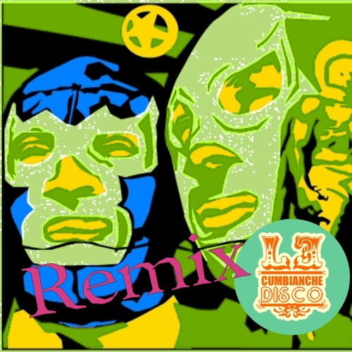Los Flamers feat. House of Pain - Los luchadores Jump ( Le Cumbianche Disco Remix )