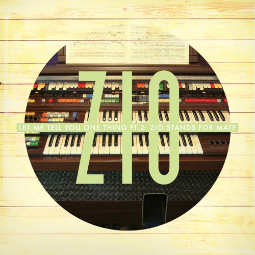 11 - ZioMc - Let The Music Be