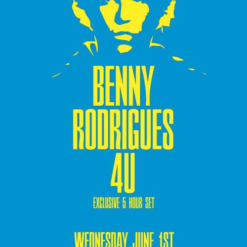 Benny Rodrigues 4U Mixtape (recorded on 23-4-2011)