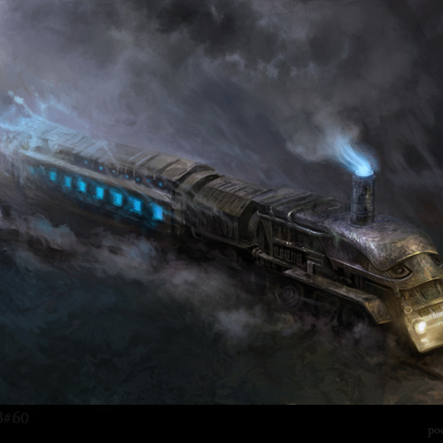 Unconscious Perception - Ghost Train (Cyberex remix)