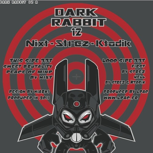 Hell - KTODIK Vs - Le Diable au Corps (dark rabbit 12)