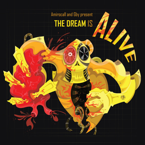 Amirocall & G.B.Y- The Dream is Alive EP