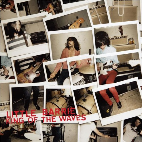 Little Barrie: Now We're Nowhere