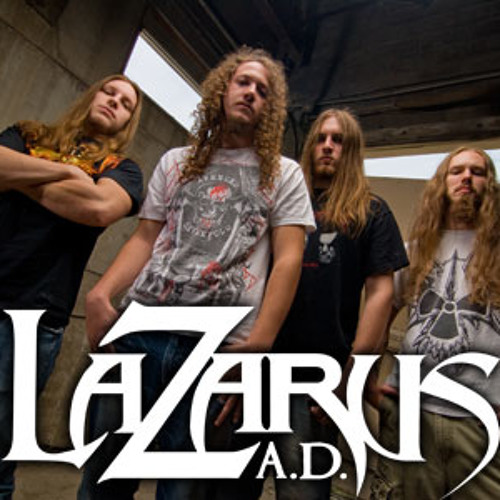 Lazarus A.D. - Through Your Eyes