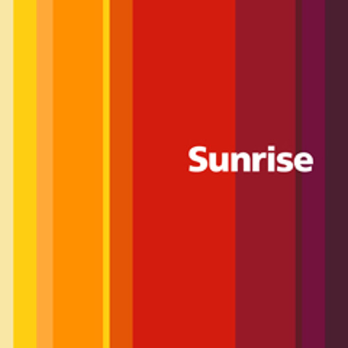 Sunrise ( Original mix )