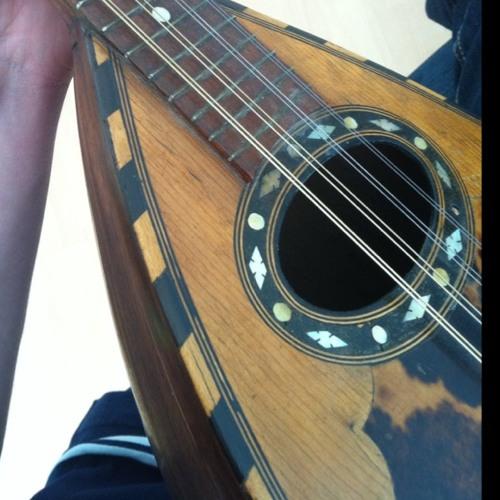 a mandolin snippet