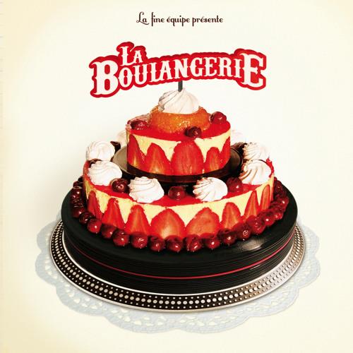 La Boulangerie - Palmier Papillon by Mr Gib