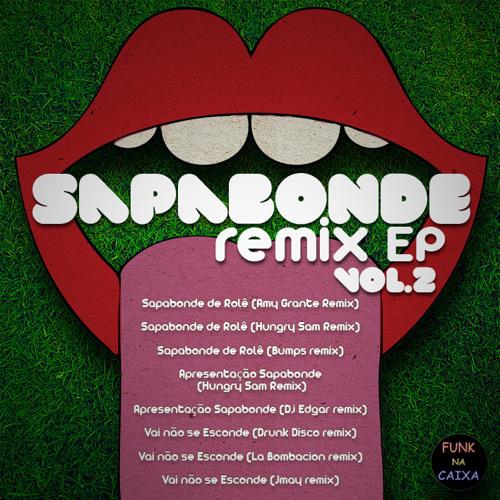 Sapabonde - Vai não se Esconde (La Bombacion Remix)