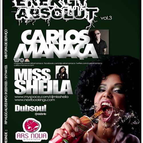 Miss Sheila LIVE @ ArsNova 14/05/11