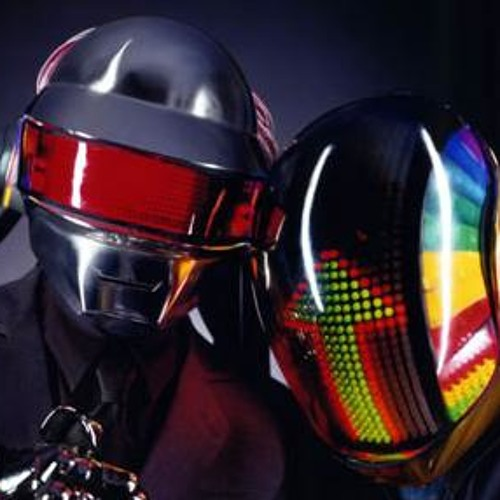 Daft Punk - Harder Better Faster Stronger (Traktion Remix)