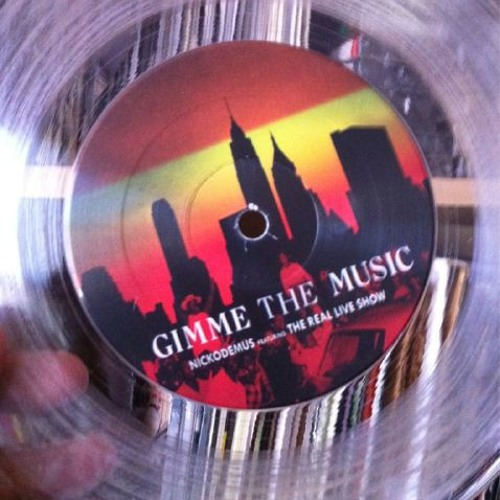 """""""Gimme the Music"""" Nickodemus feat The Real Live Show & Orchestre Poly-Rythmo"""