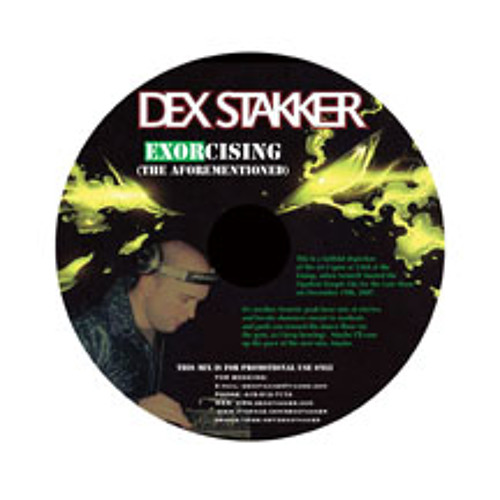 DexMix-Exorcising-Set from The Endup