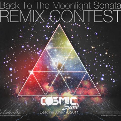 Cosmic Sand - Back to the Moonlight Sonata [Mvt.1] (Polterghype Remix)