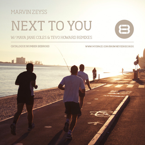 Marvin Zeyss - Next To You (Maya Jane Coles Remix)