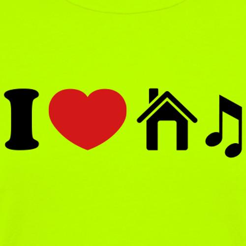 I Love Funky House Music